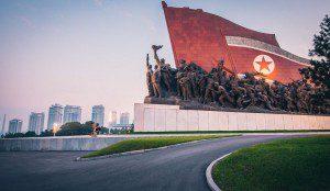 Fotografías panorámicas de Corea del Norte que asombrarán