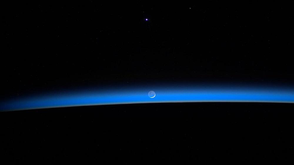 Fotografías realizadas al planeta tierra desde el espacio 02