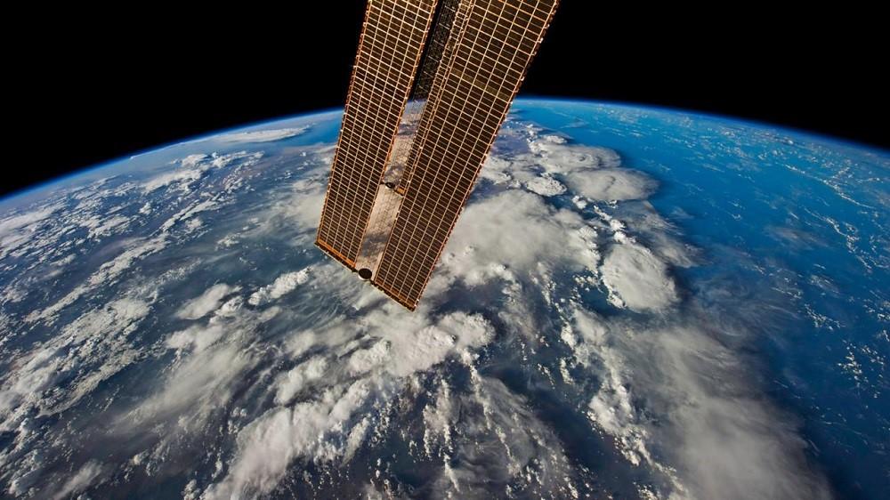 Fotografías realizadas al planeta tierra desde el espacio 03