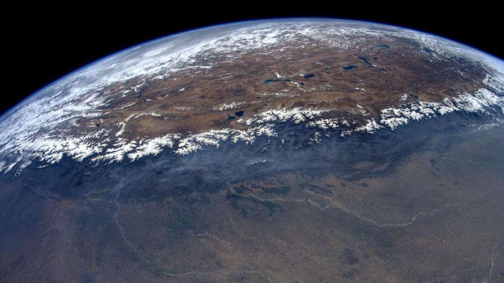 Fotografías realizadas al planeta tierra desde el espacio 06