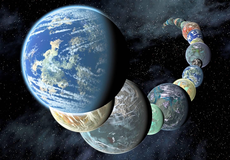 Conoce el planeta que es primo de la tierra planetas
