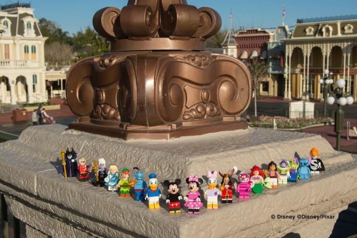 LEGO anuncia la llegada de las minifiguras de los personajes de Disney 2