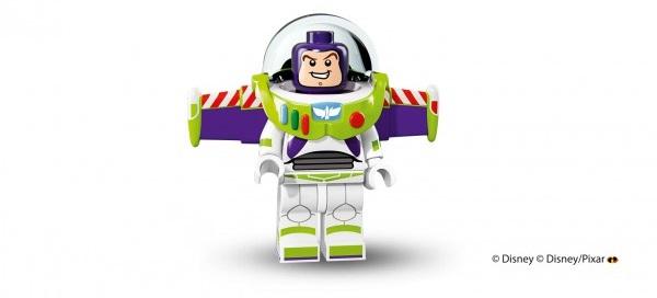 LEGO anuncia la llegada de las minifiguras de los personajes de Disney buzz lightyear