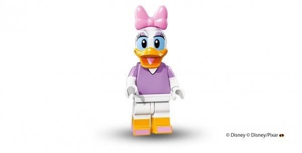 LEGO anuncia la llegada de las minifiguras de los personajes de Disney daisy