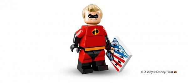 LEGO anuncia la llegada de las minifiguras de los personajes de Disney imposible