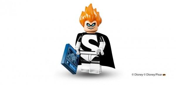 LEGO anuncia la llegada de las minifiguras de los personajes de Disney imposibles malo