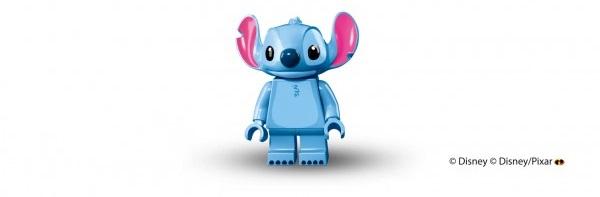 LEGO anuncia la llegada de las minifiguras de los personajes de Disney stich