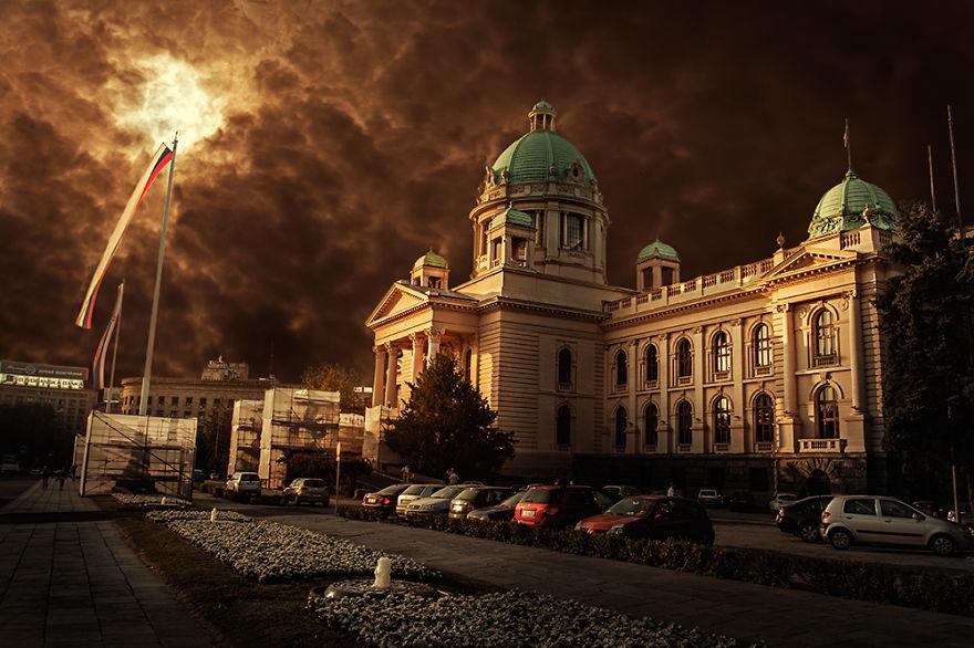 La belleza de Belgrado impuesta en estas fotografías que deslumbran 02
