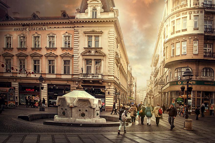 La belleza de Belgrado impuesta en estas fotografías que deslumbran 06