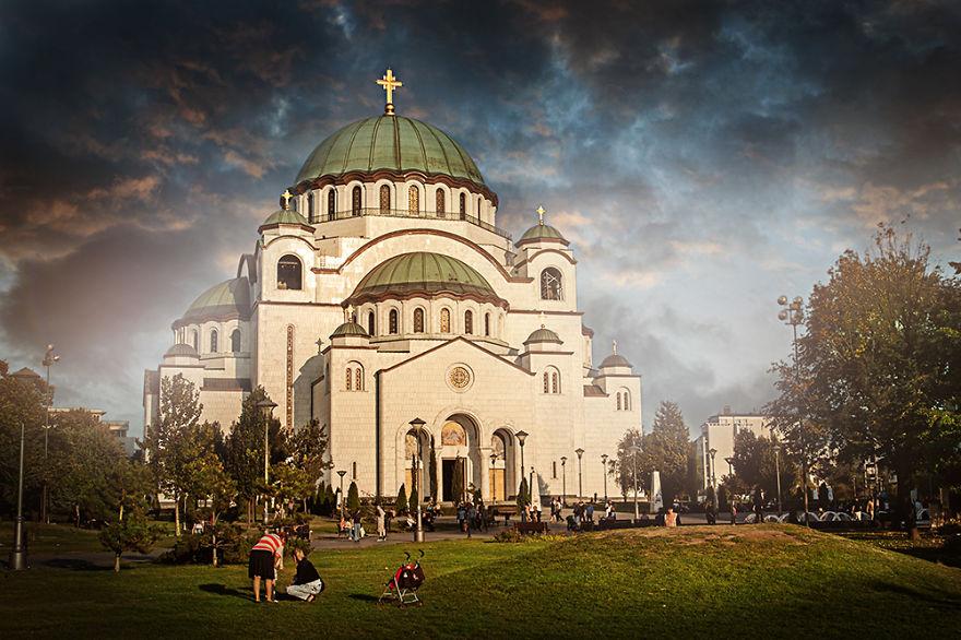 La belleza de Belgrado impuesta en estas fotografías que deslumbran 11