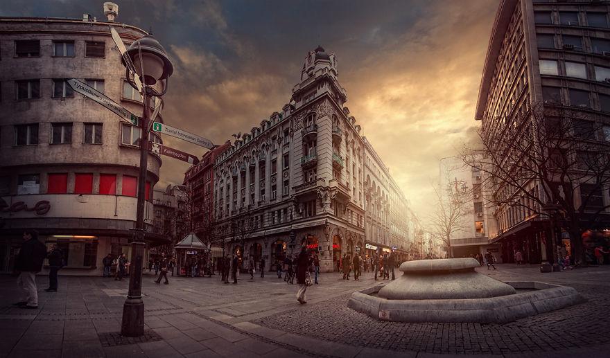 La belleza de Belgrado impuesta en estas fotografías que deslumbran 14