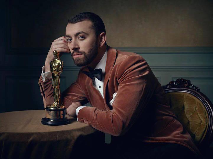 La gala se hizo presente en la fiesta de los Oscar de Vanity Fair 02