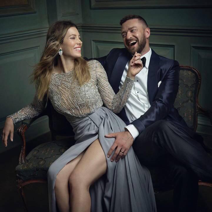 La gala se hizo presente en la fiesta de los Oscar de Vanity Fair 03