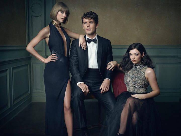 La gala se hizo presente en la fiesta de los Oscar de Vanity Fair 08