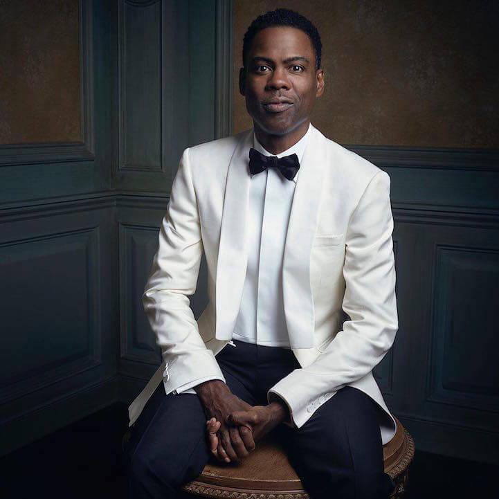 La gala se hizo presente en la fiesta de los Oscar de Vanity Fair 12