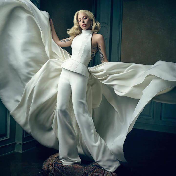 La gala se hizo presente en la fiesta de los Oscar de Vanity Fair 14