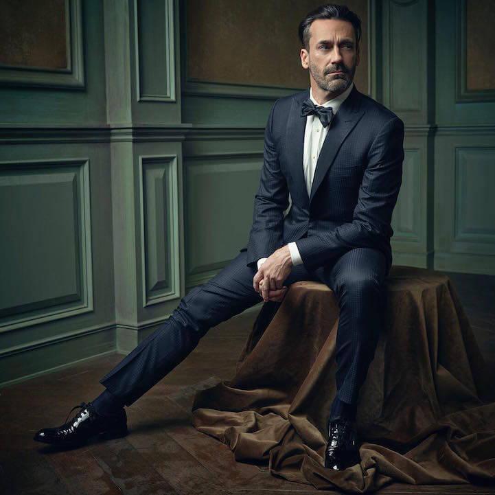 La gala se hizo presente en la fiesta de los Oscar de Vanity Fair 16