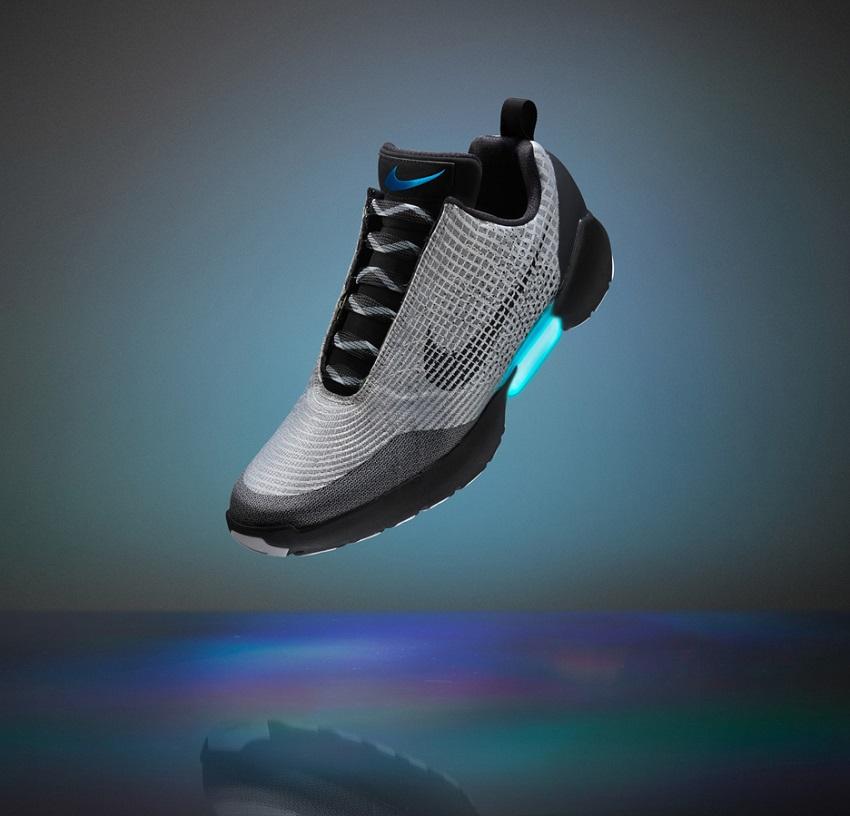 Las zapatillas Nike de Volver al Futuro ya están aquí HyperAdapt 1.0.3