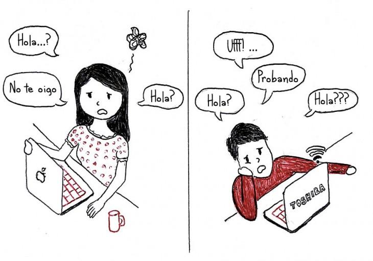 Momentos que sólo las parejas con una relación a distancia entenderán 005