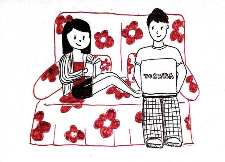 Momentos que sólo las parejas con una relación a distancia entenderán 013
