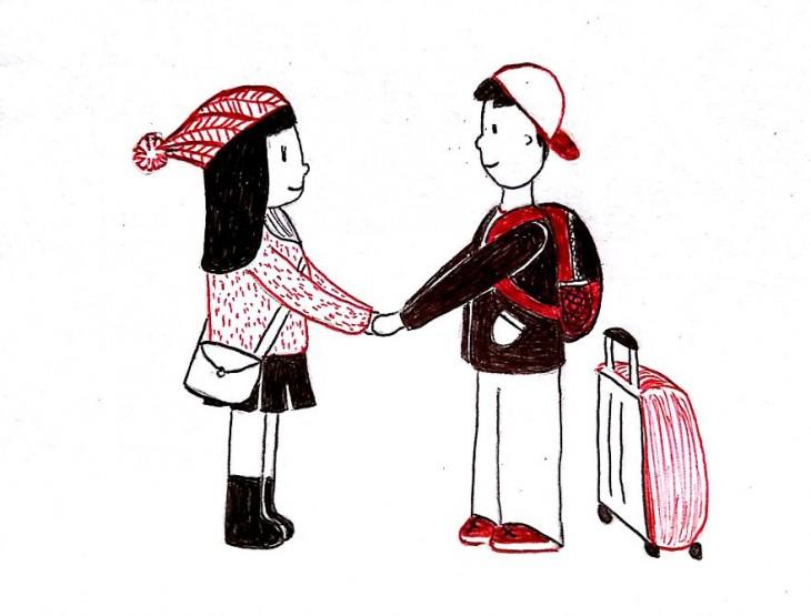 Momentos que sólo las parejas con una relación a distancia entenderán 014