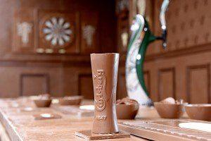 Si Carlsberg hiciera barras de chocolate se verían así