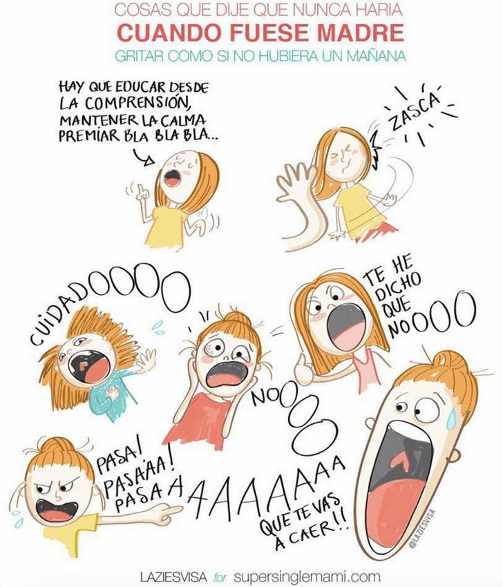 Situaciones con las que toda madre soltera se sentirá identificada 11