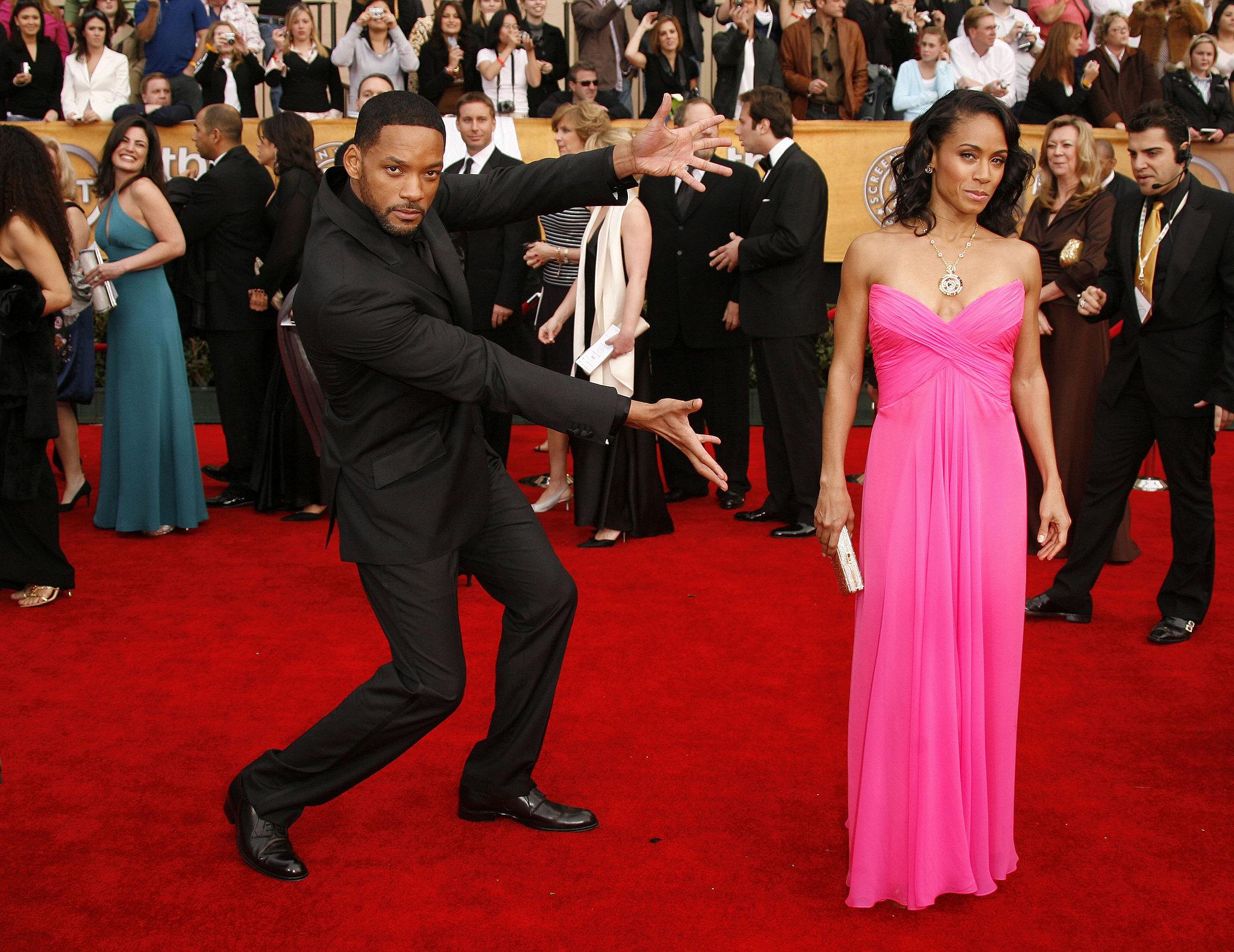 10 Momentos en los que deseaste un esposo como Will Smith mostrandola