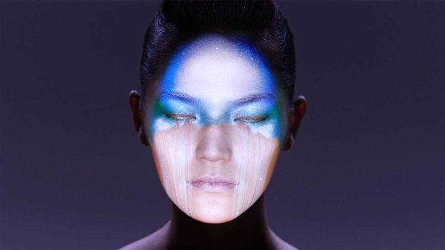 Tecnología de proyección facial para crear pieles digitales 05