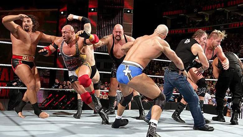 UFC vs WWE deporte de artes marciales mixtas contra la lucha libre ring