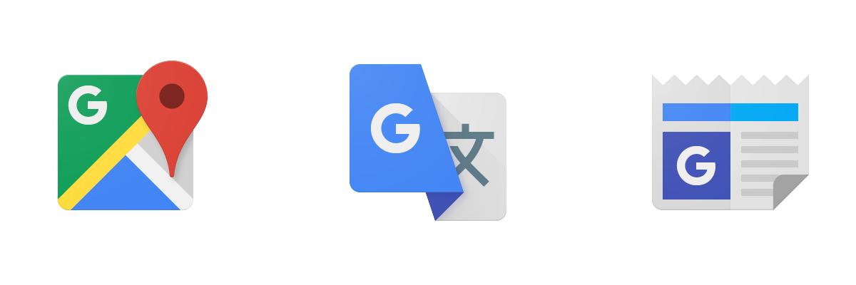 Google y su nueva identidad visual 5