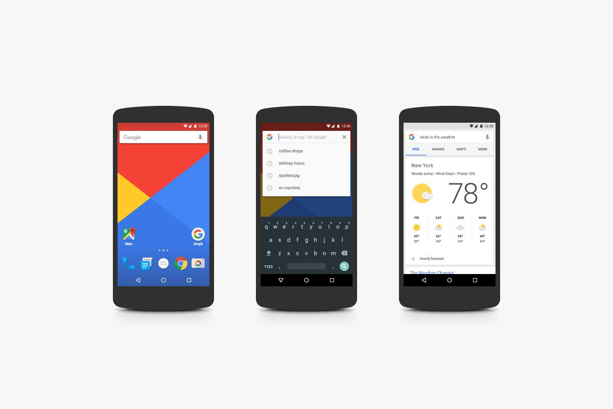 Google y su nueva identidad visual 6