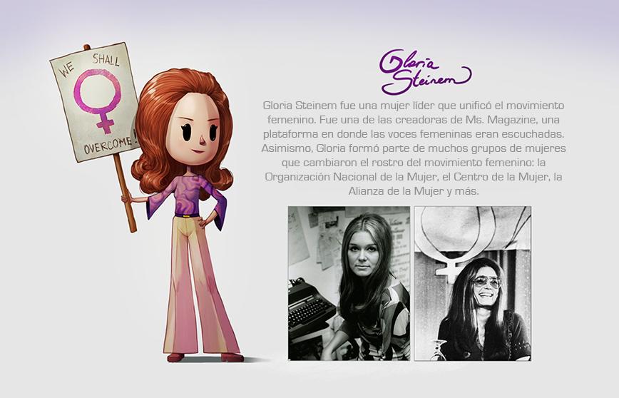 Las mujeres más reconocidas del mundo hechas ilustraciones13