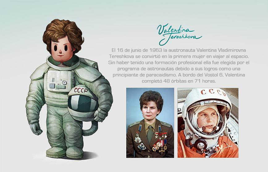 Las mujeres más reconocidas del mundo hechas ilustraciones11