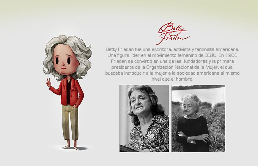 Las mujeres más reconocidas del mundo hechas ilustraciones7