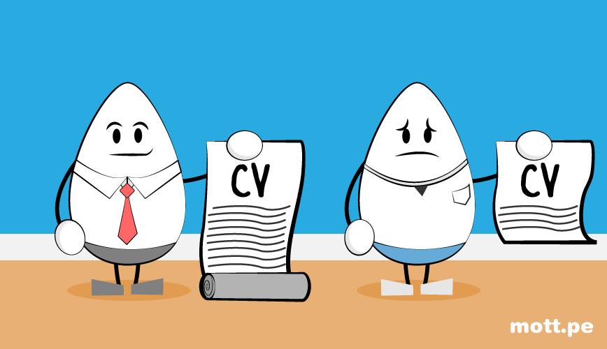 10 errore tipicos en los curriculum que espantan a los empleadores longitud