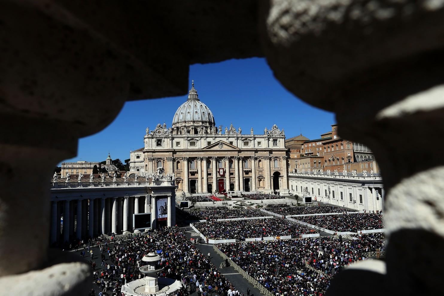 Impresionates Imágenes de Semana Santa alrededor del mundo7