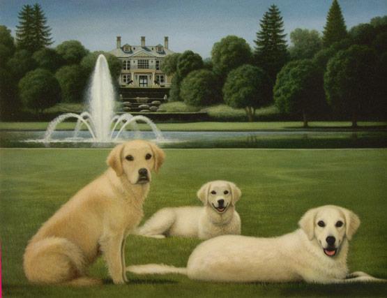 Conoce a las mascotas más ricas del mundo luke-layla-gracie