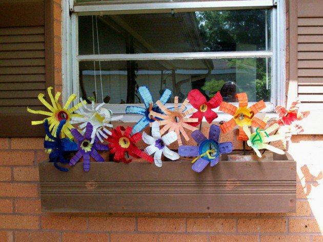 Apoyemos al planeta con estos métodos de reciclaje flores