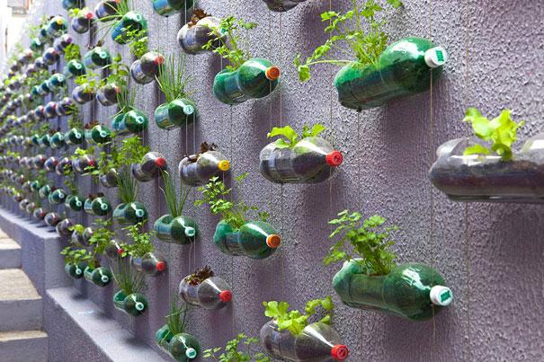Apoyemos al planeta con estos métodos de reciclaje macetas