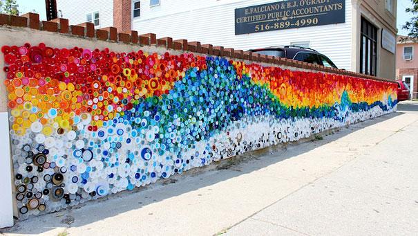 Apoyemos al planeta con estos métodos de reciclaje mosaico