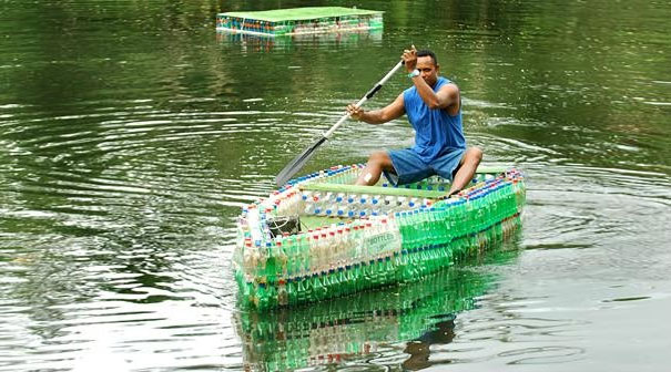Apoyemos al planeta con estos métodos de reciclaje bote