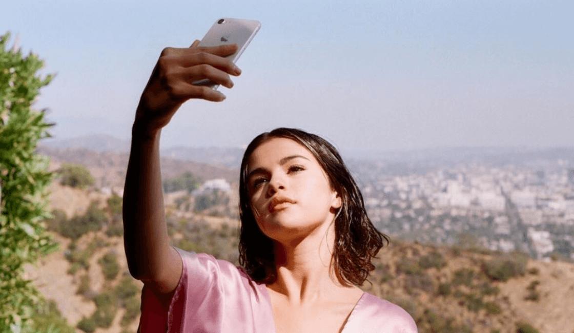 selfies en facebook