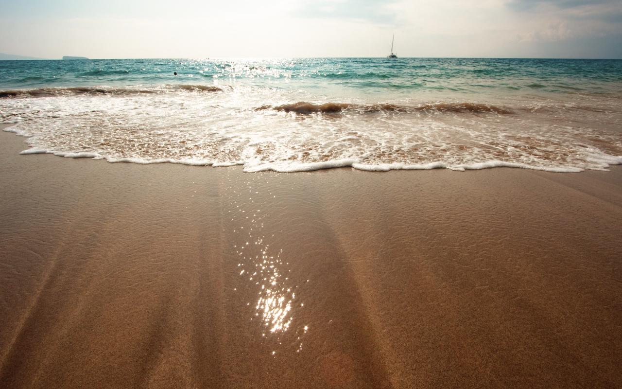 5 razones para visitar el mar orilla