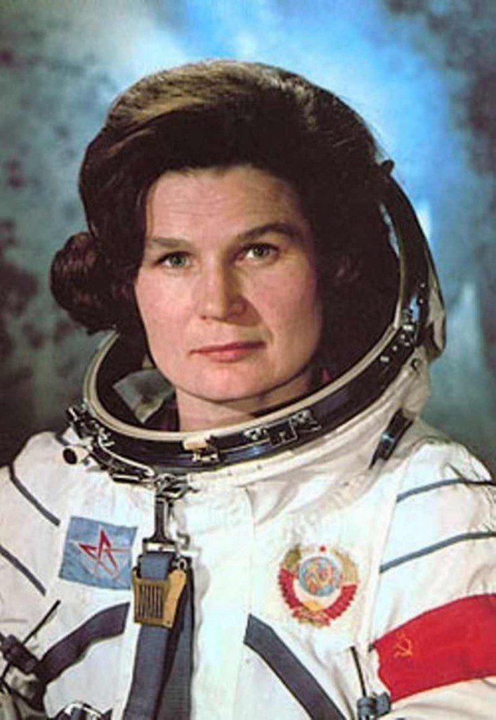 10 Increíbles Mujeres En El Mundo valentina-tereshkovai