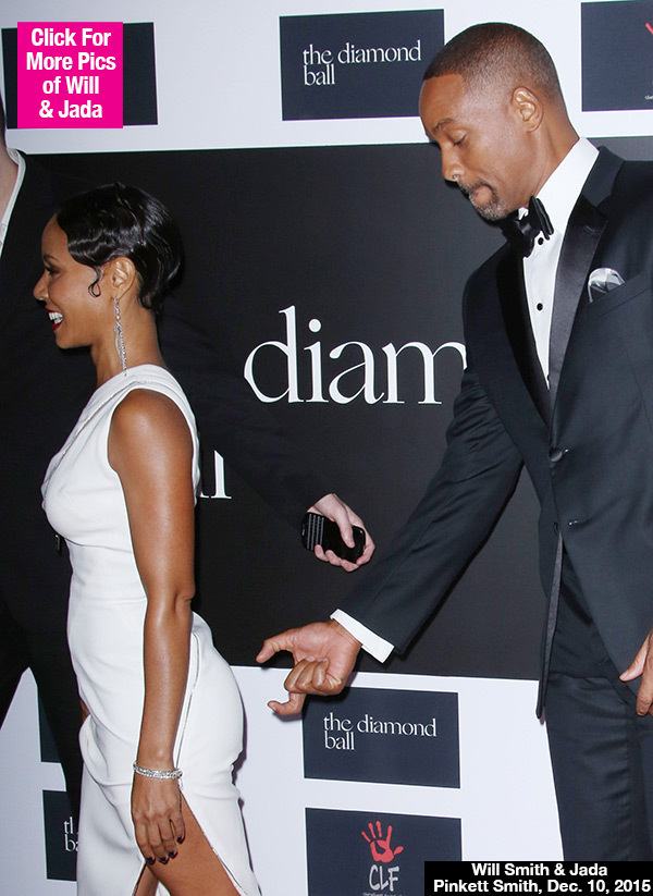 10 Momentos en los que deseaste un esposo como Will Smith coqueteo