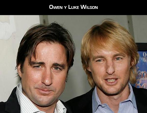 15 hermanos de famosos que tal vez no conocías wilson
