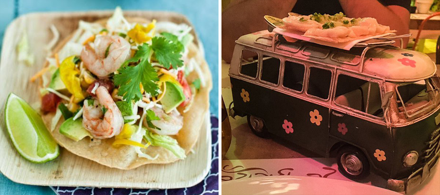 15 alimentos que consumimos a diario junto a su versión Hipster camarones1