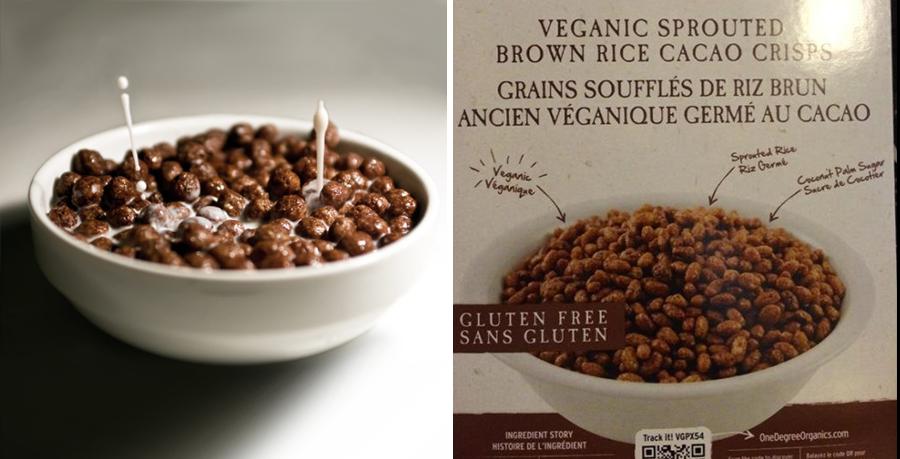 15 alimentos que consumimos a diario junto a su versión Hipster cereal