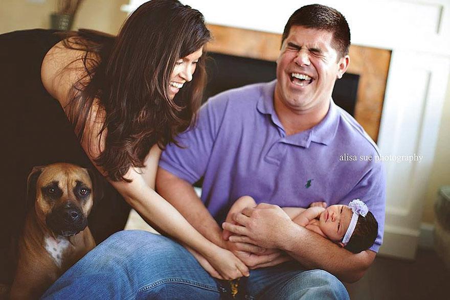 17 detrás de cámaras de las sesiones de fotos de bebés 02